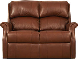 Regent-8 (2 Seater Settee - Leather)
