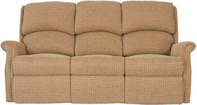 Regent-10 (3 Seater Settee - Leather)