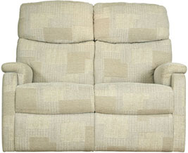 Hertford-2 (2 Seater Settee - Fabric)